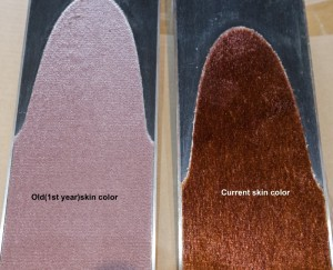 skin color differences