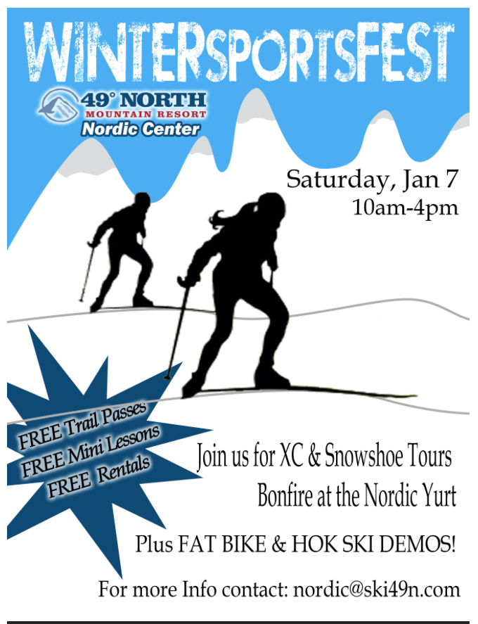 Hoks, XC skis, and Snowshoes